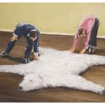 """Home Decor"" - Oil on Arches oil paper, 11x15 inches, 2016"